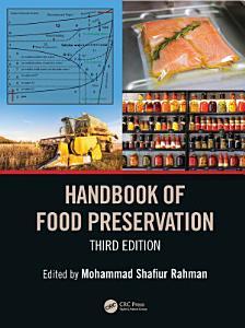 Handbook of Food Preservation