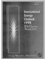 International Energy Outlook 98