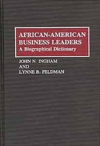 African American Business Leaders Book