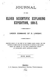 Journal of the Elder Scientific Exploring Expedition  1891 2 PDF
