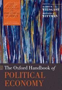 The Oxford Handbook of Political Economy PDF