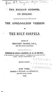 Tha halgan Godspel on Englisc: Volume 80; Volume 100