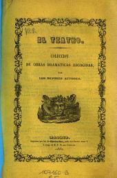 Juana de Arco, drama en 3 actos y un prologo y en verso: Volúmenes 5-6