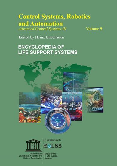CONTROL SYSTEMS  ROBOTICS AND AUTOMATION     Volume IX PDF