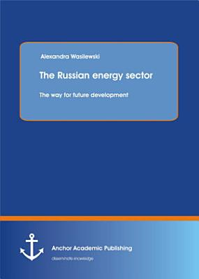 The Russian energy sector  The way for future development