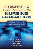 Integrating Technology in Nursing Education PDF