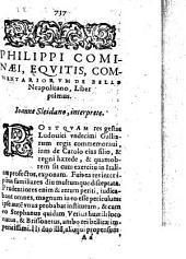 De rebus gestis a Ludovico XI. & Carolo VIII. Francorum regibus commentarius