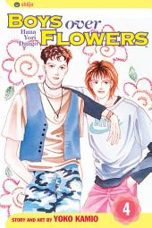 Boys Over Flowers: Volume 4