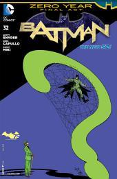 Batman (2011- ) #32
