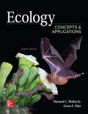 Ecology  Concepts and Applications PDF