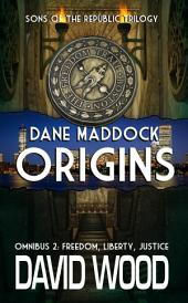 Dane Maddock Origins- Omnibus 2