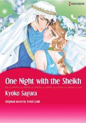 ONE NIGHT WITH THE SHEIKH: Harlequin Comics