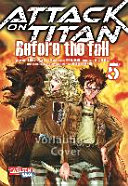 Attack on Titan   Before the Fall PDF