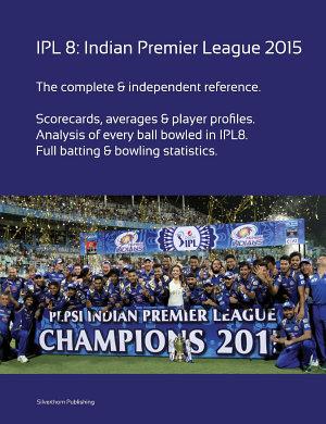 IPL8  Indian Premier League 2015