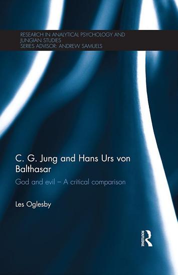 C  G  Jung and Hans Urs von Balthasar PDF