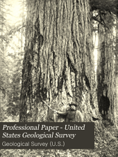 Professional paper - United States Geological Survey: Issues 4-6