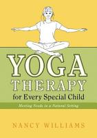 Yoga Therapy for Every Special Child PDF