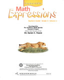 Math Expressions  Level 5