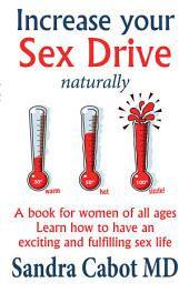 Increase your sex drive naturally
