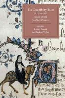 The Canterbury Tales  A Selection   Second Edition PDF