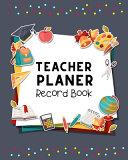 Teacher Planner Record Book