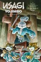 Usagi Yojimbo Volume 33  The Hidden PDF