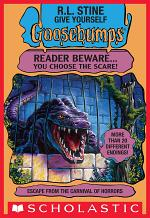 Give Yourself Goosebumps: Escape from the Carnival of Horrors