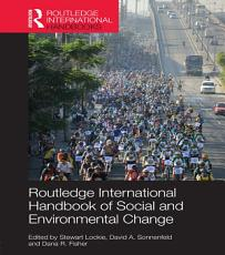 Routledge International Handbook of Social and Environmental Change PDF