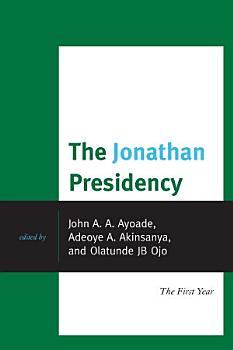 The Jonathan Presidency PDF
