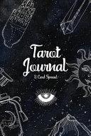 Tarot Journal Three Card Spread