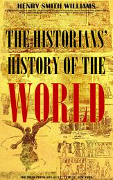 The Historians' History of the World Vol.1 (of 25) (Illustrations)