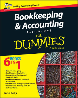 Bookkeeping and Accounting All in One For Dummies   UK