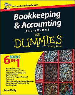 Bookkeeping and Accounting All in One For Dummies   UK Book