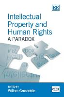 Intellectual Property and Human Rights PDF