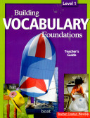 Building Vocabulary: Level 1 Kit