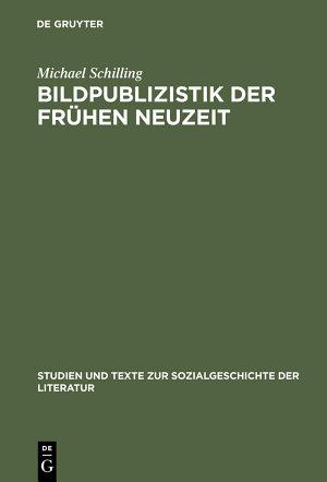 Bildpublizistik der fr  hen Neuzeit PDF