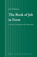 The Book of Job in Form PDF