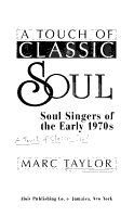A Touch of Classic Soul PDF