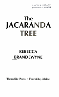 The Jacaranda Tree PDF