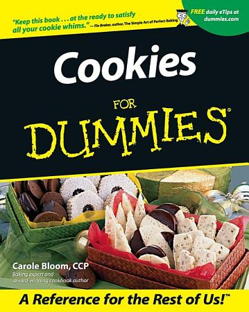 Cookies For Dummies PDF