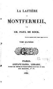 La laitière de Montfermeil: Volume4