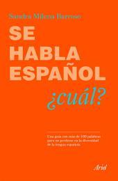 Se habla español ¿Cual?
