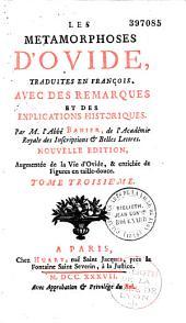 Les Métamorphoses d'Ovide en latin