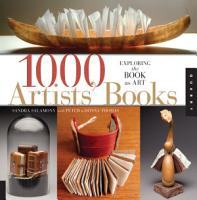 1 000 Artists  Books PDF