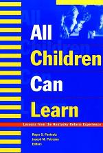 All Children Can Learn