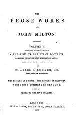 The Prose Works of John Milton     PDF