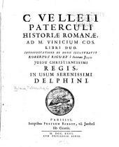 Historiae Romanae libri duo. Interpretatio et notae.- v. 2. Index vocabularium omnium
