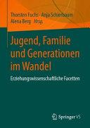 Jugend  Familie und Generationen im Wandel PDF