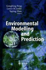 Environmental Modelling and Prediction PDF
