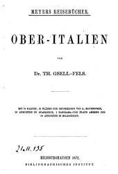Ober-Italien von Th. Gsell-Fels